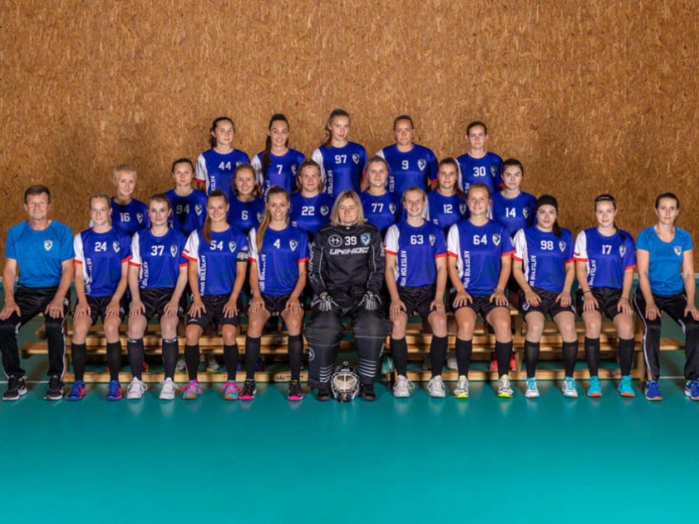 Ženy z Florbalové akademie Mladá Boleslav budou v nadcházející sezóně jediným nováčkem mezi českou florbalovou elitou