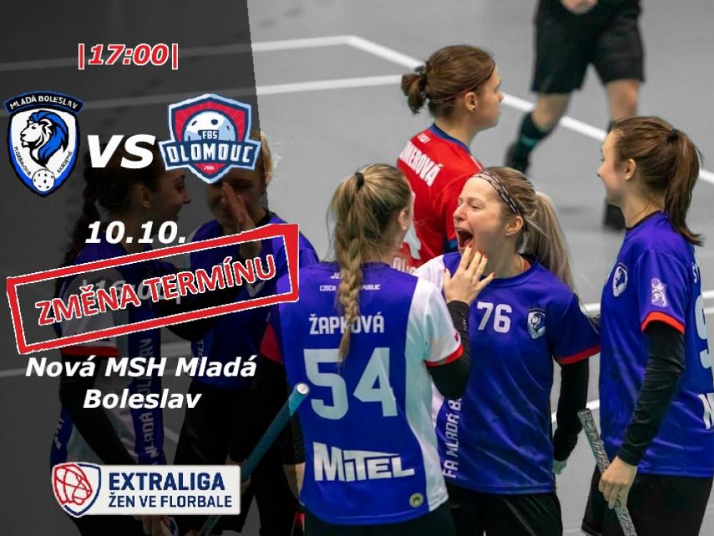 Naše ženy v neděli čeká důležité utkání s FBS Olomouc !